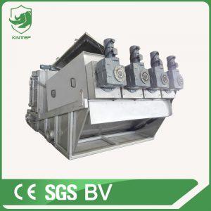 Screw Type Sludge Dehydrator  – KTDL404