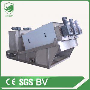 Screw Type Sludge Dehydrator – KTDL352